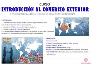 CURSO COMERCIO EXTERIOR 2016