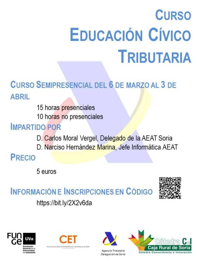 Curso Educación Cívico Tributaria
