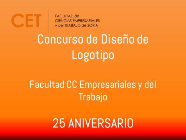 Concurso Logotipo 25 Aniversario Facultad CC Empresariales y del Trabajo